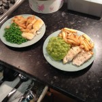 Fish and Chips - Syn free