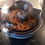 Slimming World Chips in an ActiFry