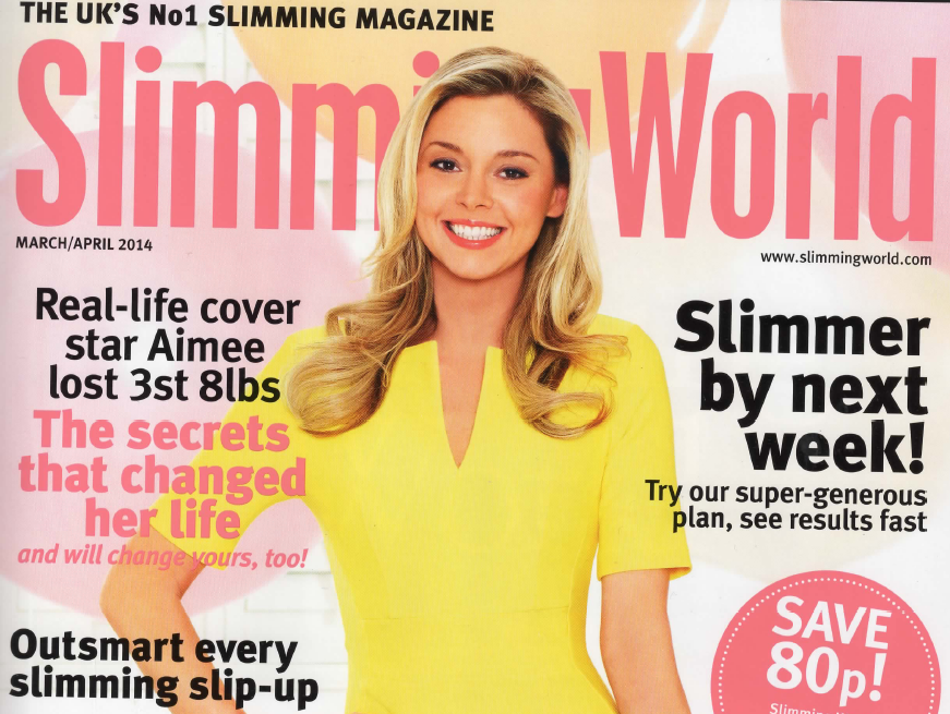 Slimming World Magazine March / April 2014 - In Groups Now ...