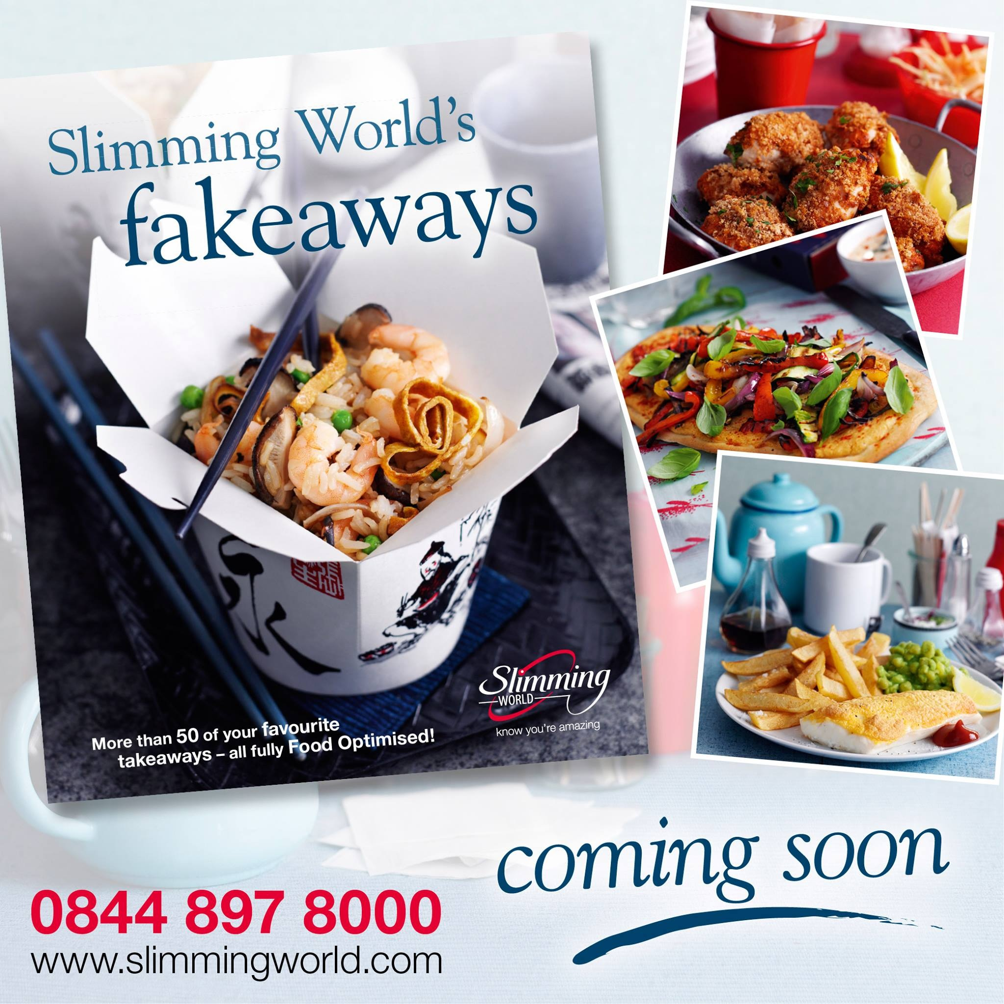 Slimming Worlds Fakeaway Book Is Out Next Week Swstretford
