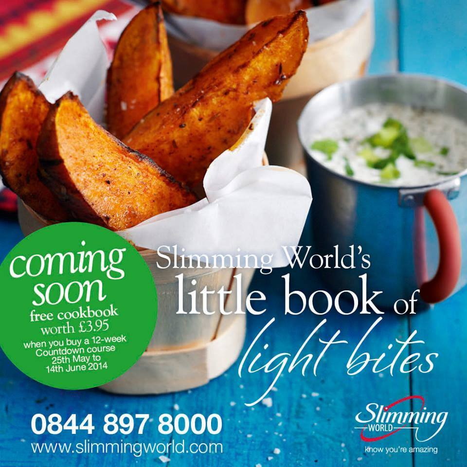 Slimming World's Little Book of Light Bites FREE with a 12 ...