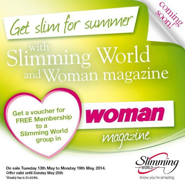 Free Membership with Woman Magazine (13 May Edition ...