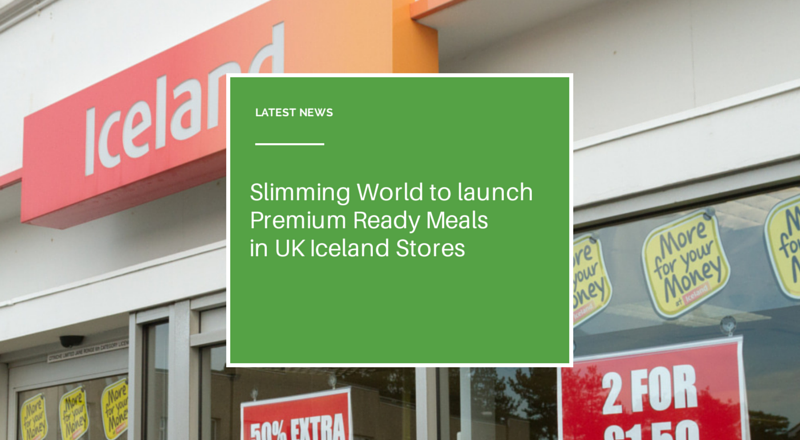 Slimming World To Launch Premium Quality Frozen Ready