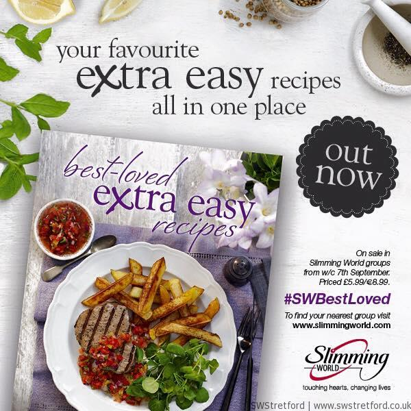Slimming world 39 s best loved extra easy recipes swstretford Slimming world books free