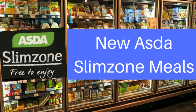Asda Slimzone Ready Meals And Slimming World Swstretford