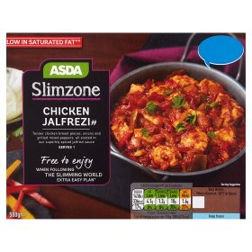 Asda slimzone ready meals and slimming world swstretford New slimming world meals