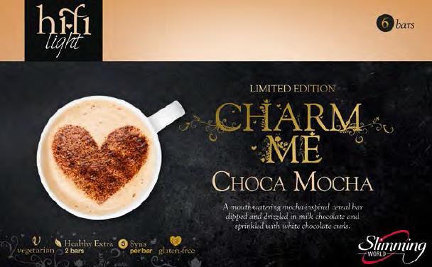 Coming Soon Choca Mocha Gluten Free Hi Fi Light Bars