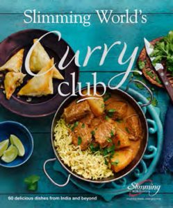Competition Win A Copy Of Slimming Worlds Curry Club