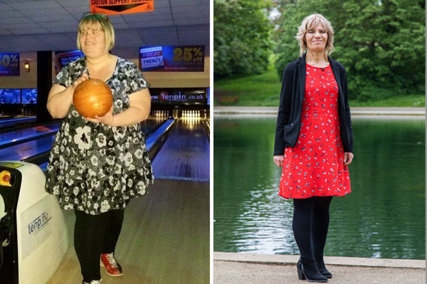 Tracey Topping Loses Nearly 18 Stone To Become Slimming