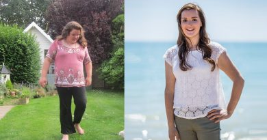 Isabelle Kennedy lost 9 st 7lbs and is the Slimming World Young Slimmer of the Year 2017