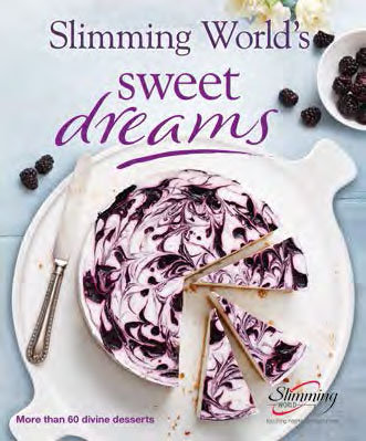 Win A Copy Of Slimming World 39 S Brand New Sweet Dreams