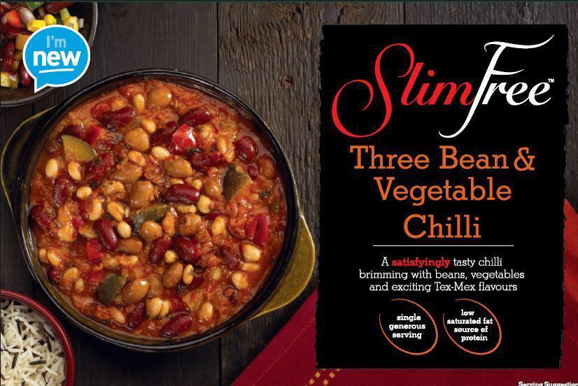 New Aldi Slim Free Ready Meals Swstretford